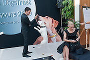 KEVIN SACRE; SVEN; CAMILLA DALLERUP, Dogs Trust Honours 2009, A celebration of man's best friend. The Hurlingham Club, Ranelagh Gardens, London, SW6. 19 May 2009.