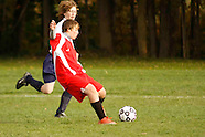 Soccer 2009 Boys Salamanca Modified Soccer vs Catt/LV