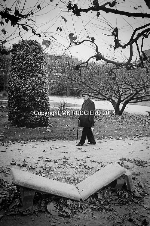 Jardin des Plantes, Paris - France - 1983