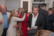 HUGO DE FERRANTI, Elliott and Thompson host a book launch of How the Queen can Make you Happy by Mary Killen.- Book launch. The O' Shea Gallery. St. James's St. London. 20 June 2012.