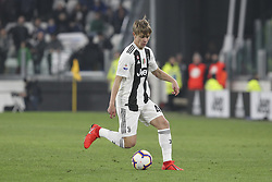 March 8, 2019 - Turin, Piedmont, Italy - Hans Nicolussi Caviglia (Juventus FC) during the Serie A football match between Juventus FC and Udinese Calcio at Allianz Stadium on March 08, 2019 in Turin, Italy..Juventus won 4-1 over Udinese. (Credit Image: © Massimiliano Ferraro/NurPhoto via ZUMA Press)