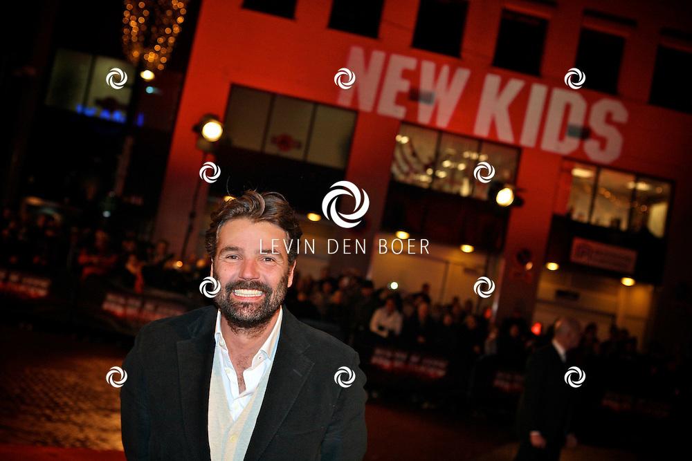 EINDHOVEN - In het Pathe Theater ging de film New Kids Nitro in premiere.  Met op de foto producent Reinout Oerlemans. FOTO LEVIN DEN BOER - PERSFOTO.NU