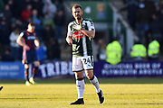 David Fox (24) of Plymouth Argyle during the EFL Sky Bet League 1 match between Plymouth Argyle and Bradford City at Home Park, Plymouth, England on 24 February 2018. Picture by Graham Hunt.