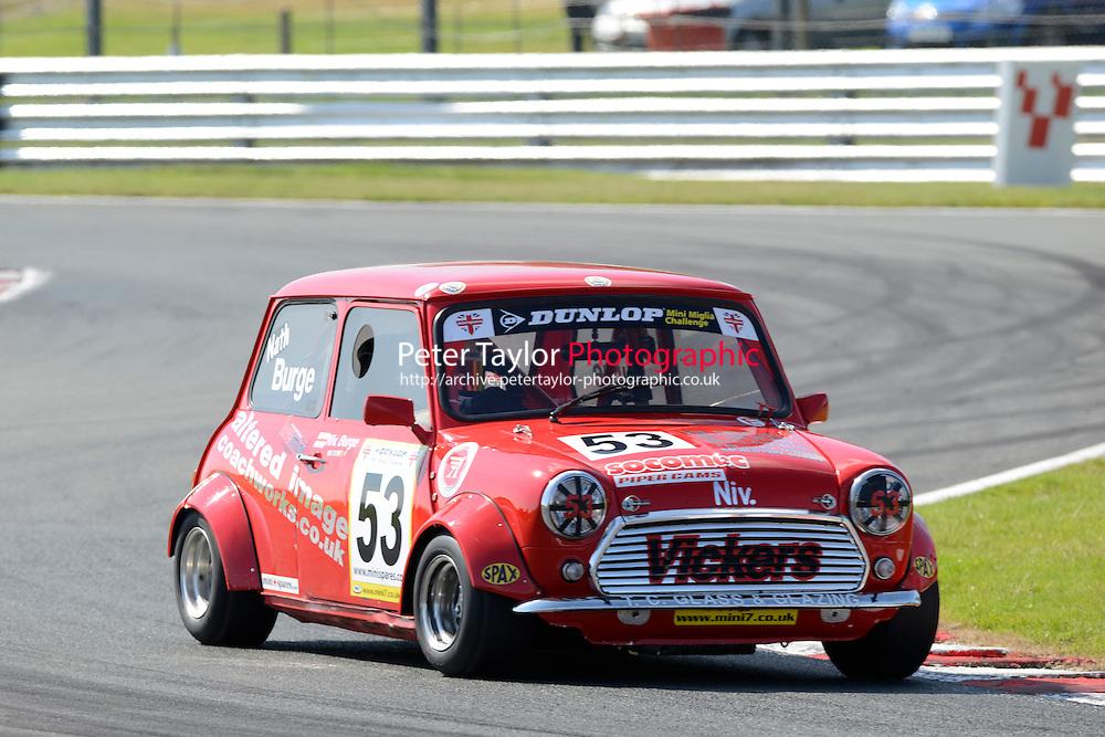 #53 Niven Burge Mini Miglia
