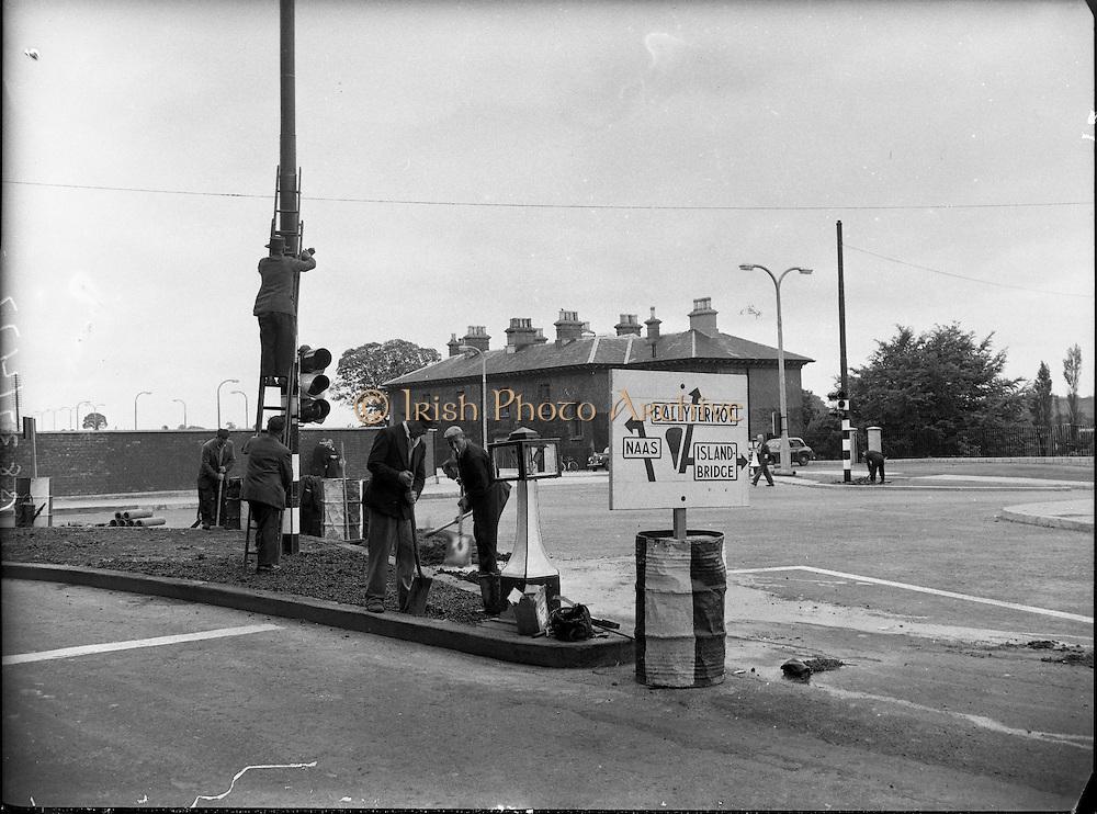 New Ballyfermot Road.19.05.1961