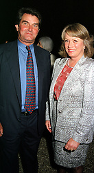 VISCOUNT & VISCOUNTESS PETERSHAM at a dinner<br />  in London on 22nd May 2000.OEK 139