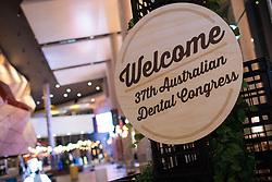 Australian Dental Association - 37th Australian Dental Congress 2017<br /> May 17, 2017: Melbourne Convention &amp; Exhibition Centre, Melbourne, Queensland (QLD), Australia. Credit: Pat Brunet / Event Photos Australia