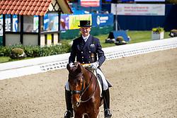 SCHMIDT Hubertus (GER), Denoix Pch<br /> Hagen - Horses and Dreams 2019<br /> Prix St-Georges CDI 1*<br /> 24. April 2019<br /> © www.sportfotos-lafrentz.de/Stefan Lafrentz