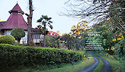 Tripura Castle, the royal family's summer palace in Shillong, Meghalaya.