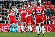 Middlesbrough v Wolverhampton Wanderers - 30 March 2018