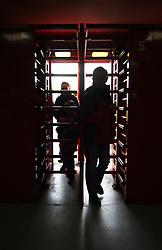 General view of the turnstiles before the match - Mandatory by-line: Jack Phillips/JMP - 19/11/2016 - FOOTBALL - Bet365 Stadium - Stoke-on-Trent, England - Stoke City v Bournemouth - Premier League