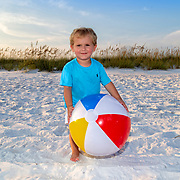 Greenlee Family Beach Photos