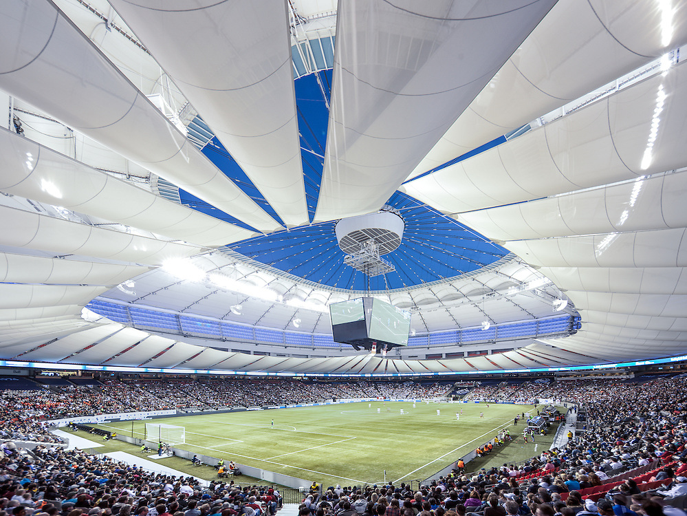 BC Place Stadium | Stantec Architecture with WSP, Geiger, Schlaich Bergermann Engineers | 2012