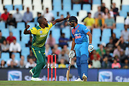 Cricket - South Africa v India 2nd T20i