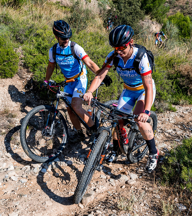 21-09-2018 ESP: BvdGF La Vuelta a Sierra Nevada day 6, Granada<br /> Sixth day of the mountainbike and cycling challenge Granada