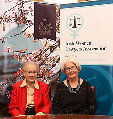 Law Society - Irish Women Lawyers Gala Dinner 06.10.2018