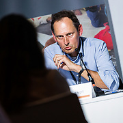 20160615 - Brussels , Belgium - 2016 June 15th - European Development Days - Tapping into the economic potential of refugees - A win-win for all ? Steffen Angenendt , Head of Research Division , Stiftung Wissenschaft und Politik © European Union