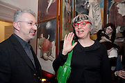 PHILIPPA  PERRY, Founding Fellows 2010 Award Ceremony. Foundling Museum on Monday  8 March