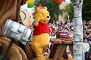 France, Paris, Euro Disney, entertainment park, Winnie the Pooh