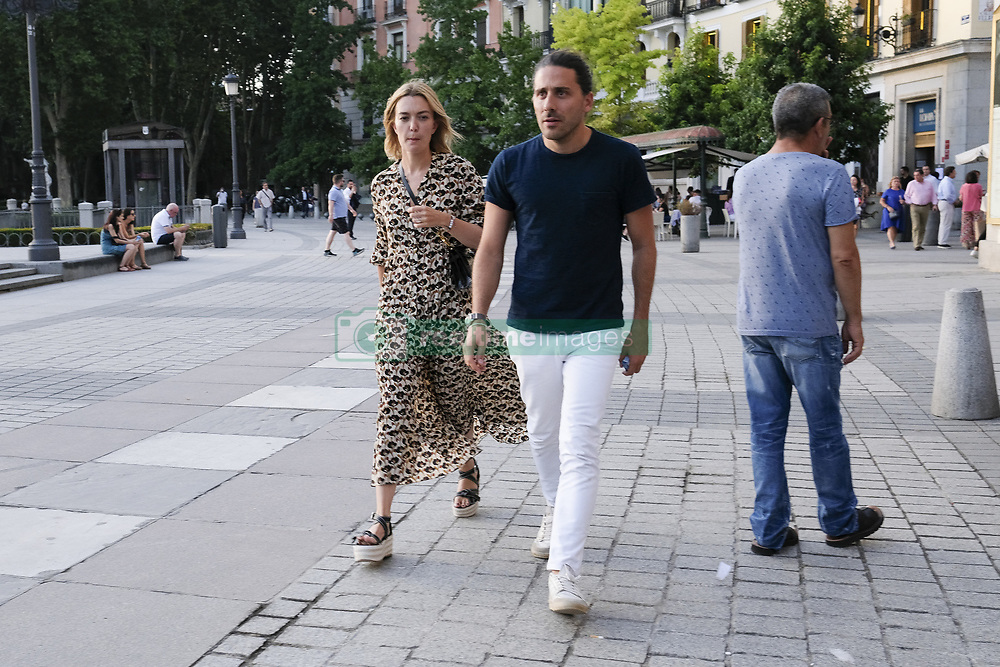 July 23, 2019 - Madrid, Spain - Marta Ortega, Carlos Torretta attends Concert Jamie Cullum photocall during Universal Music Festival 2019 in Teatro Real Madrid on, 22 July 2019. spain  (Credit Image: © Oscar Gonzalez/NurPhoto via ZUMA Press)
