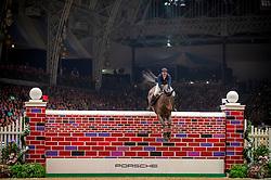 Billot Mathieu, FRA, Dassler<br /> The London International Horse Show - Olympia -London 2018 © Hippo Foto - Jon Stroud<br /> 19/12/2018