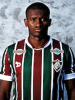 "Brazilian Football League Serie A / <br /> ( Fluminense Football Club ) - <br /> Marlon Rodrigues De Freitas "" Marlon Freitas """