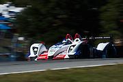 September 30-October 1, 2011: Petit Le Mans. 22 Stefan Johansson, Mark Patterson, Zak Brown, OakPescarolo Judd, United Autosports