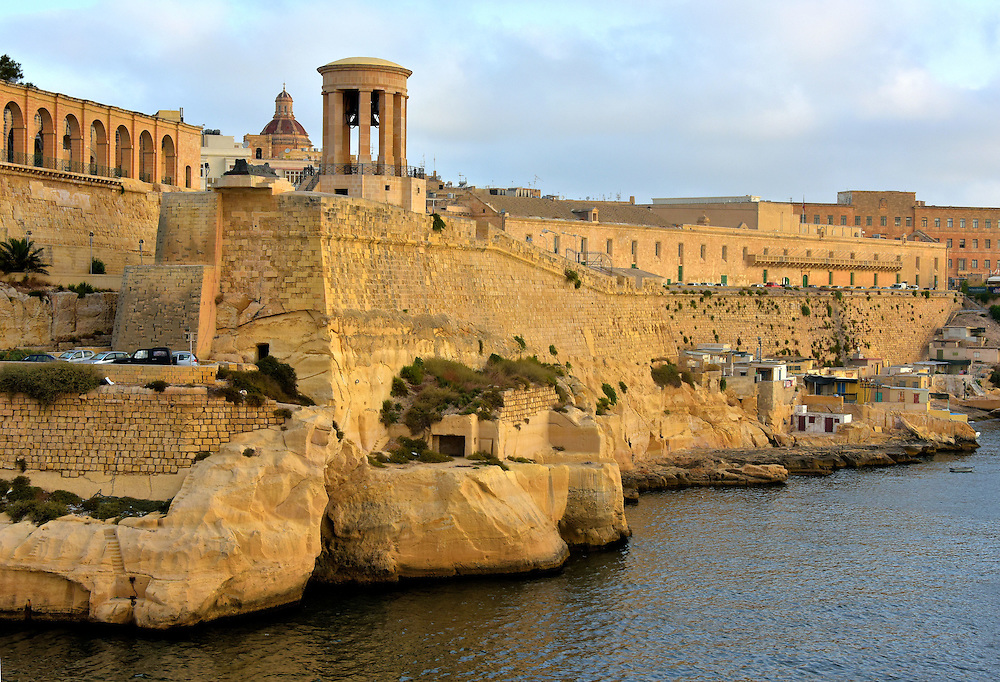 Origin of the City of Valletta, Malta <br />