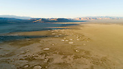 Smoke Creek Desert as seen from the air. This playa is roughly two hours from Reno and surrounded by Wilderness Study Areas that are under threat of being dismantled by legislation introduced by Senator Dean Heller.