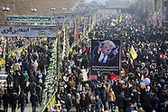 Iran: Anti-USA rally 10 Feb