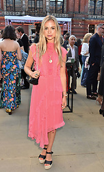 Lady Amelia Windsor at the Victoria & Albert Museum's Summer Party in partnership with Harrods at The V&A Museum, Exhibition Road, London, England. 20 June 2018.