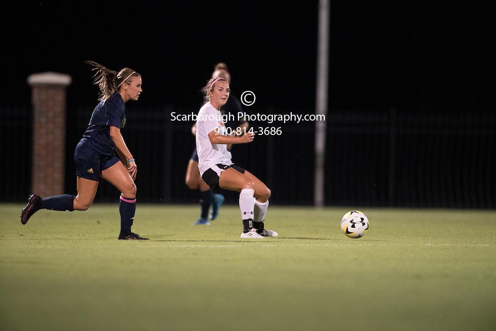 2016 Campbell University Women Soccer vs UNC Wimlington
