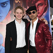 Naeem Mahmood is a director and Jake Wardle is a actor Twin Peaks arrives at Tresor Paris In2ruders - launch at Tresor Paris, 7 Greville Street, Hatton Garden, London, UK 13th September 2018.