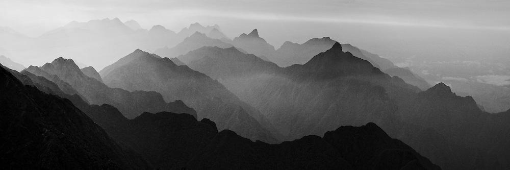 Vietnam images-panoramic landscape-Phong cảnh sapa-fansipan summit Hoàng thế Nhiệm