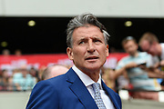 Seb Coe during the Muller Anniversary Games at the London Stadium, London, England on 9 July 2017. Photo by Martin Cole.