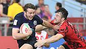Apr 14, 2019-Rugby-HSBC Singapore Sevens-Trophy Semifinal-Wales vs Scotland