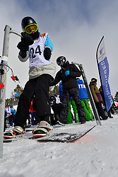 Europa Cup Finals Banked Slalom, SAIRANEN Matti, FIN at the 2016 IPC Snowboard Europa Cup Finals and World Cup