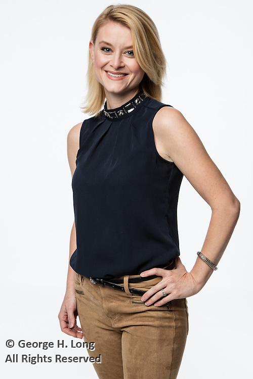 Jennifer Crocket of WDSU-TV6 New Orleans