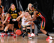 FIU Women's Basketball vs Maryland (Nov 25 2011)