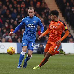 Luton Town v Peterborough United