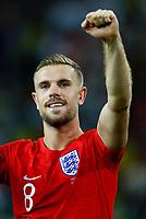 Jordan Henderson (England) celebrates<br /> Moscow 03-07-2018 Football FIFA World Cup Russia 2018 <br /> Colombia - England / Colombia - Inghilterra<br /> Foto Matteo Ciambelli/Insidefoto