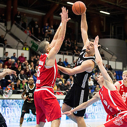 20160213: SLO, Basketball - ABA League 2015/16, KK Tajfun vs KK Partizan Nis