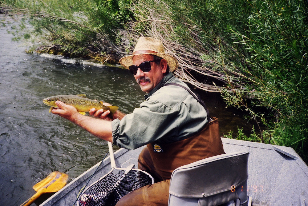 15890      Bob Demott Fly Fishing : Copy Photos