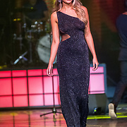 NLD/Hilversum/20171009 - Finale Miss Nederland 2017, Denise Veerman