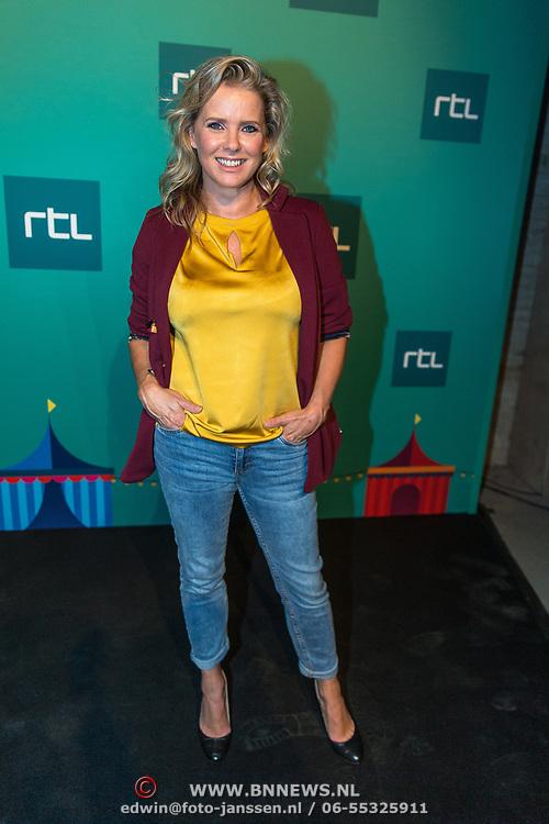 NLD/Halfweg20190829 - Seizoenspresentatie RTL 2019 / 2020, Babette van Veen
