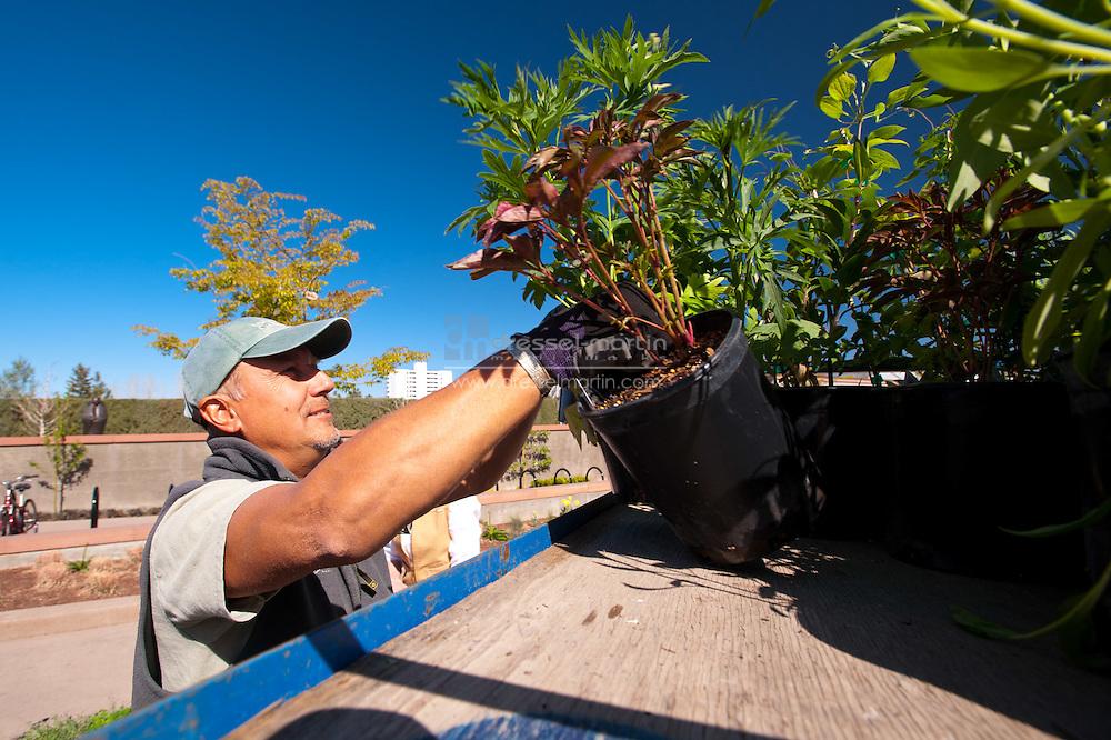 Plant Sale Preview Party 2011