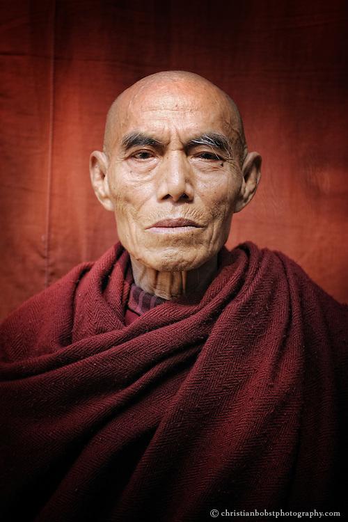 Monk, Mynmar/Burma