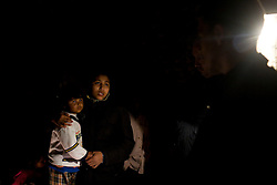 Police in Ciudad Juarez, Mexico find two children alone in a drug den during a  security sweep.  Mexico is undergoing a violent war with the nation's drug cartels and Ciudad Juarez has become the murder capital of Mexico, with over 4,000 murders in the past two years.  President Felipe Calderon has dispatched thousands of soldiers and federal police officers in order to contain the situation, but they have not been successful.