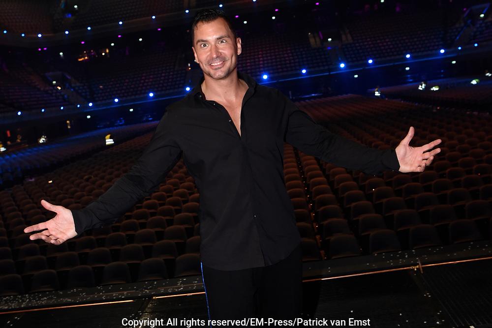 De grootste comedyshow van het jaar, 'GABBERS'! im het ZiggoDome, Amsterdam.<br /> <br /> Op de foto:  Guido Weijers