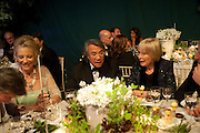 SIR DAVID TANG; , The Ormeley dinner in aid of the Ecology Trust and the Aspinall Foundation. Ormeley Lodge. Richmond. London. 29 April 2009